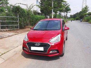 Bán Hyundai Grand i10 sản xuất năm 2018, màu đỏ còn mới