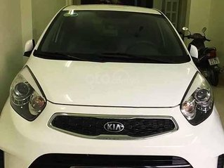 Bán Kia Morning năm 2017, màu trắng, xe nhập còn mới
