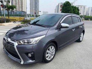 Xe Toyota Yaris sản xuất 2015, màu xám, nhập khẩu còn mới