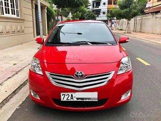 Cần bán Toyota Vios năm sản xuất 2010, màu đỏ còn mới, 285tr