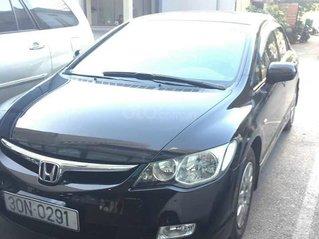 Bán Honda Civic số sàn SX 2008 chạy chuẩn 70.000km