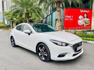 Bán xe Mazda 3 sedan 1.5AT năm 2018, màu trắng