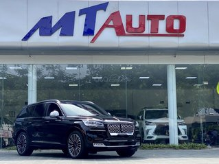 Bán Lincoln Aviator 3.0 Black Label SX 2020 mới 100%, cam kết giao ngay