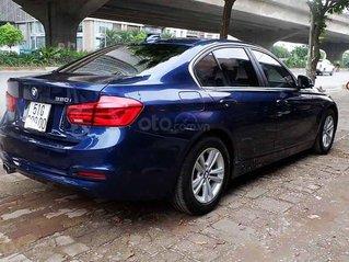 Bán xe BMW 3 Series sản xuất năm 2016, màu xanh lam, nhập khẩu còn mới