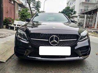 Bán Mercedes C class năm sản xuất 2019, màu đen còn mới