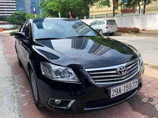 Cần bán lại xe Toyota Camry năm 2011, màu đen còn mới, giá tốt