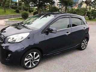 Bán Kia Morning sản xuất năm 2016, màu đen, nhập khẩu nguyên chiếc còn mới