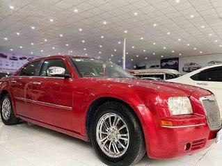 Cần bán xe Chrysler 300 sản xuất năm 2008, màu đỏ, nhập khẩu còn mới, giá chỉ 580 triệu