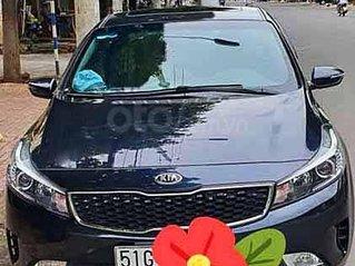 Bán ô tô Kia Cerato năm 2018, màu xanh lam còn mới
