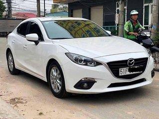 Bán Mazda 3 năm 2016, màu trắng còn mới