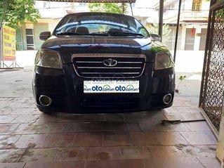 Bán xe Daewoo Gentra sản xuất 2009, màu đen còn mới