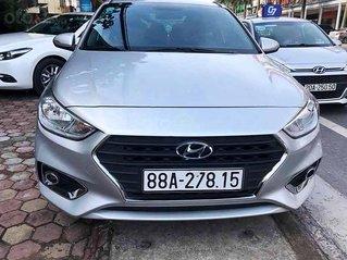 Cần bán Hyundai Accent đời 2019, màu bạc, giá 390tr