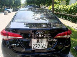 Bán Toyota Vios E 2018, số tự động, màu đen, giá tốt 465 triệu