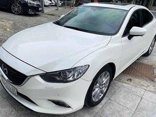 Bán xe Mazda 6 sản xuất năm 2015, màu trắng còn mới, giá tốt