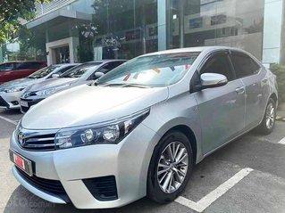 Bán Toyota Corolla Altis đời 2015, màu bạc còn mới, 550 triệu