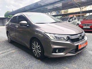 Cần bán xe Honda City đời 2019, màu xám còn mới, 535 triệu