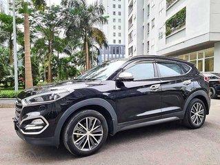 Bán Hyundai Tucson năm sản xuất 2015, màu đen, nhập khẩu còn mới