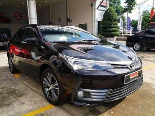 Bán ô tô Toyota Corolla Altis sản xuất 2018, màu nâu còn mới