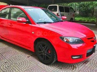 Cần bán lại xe Mazda 3 năm sản xuất 2009, màu đỏ, nhập khẩu còn mới, giá 299tr