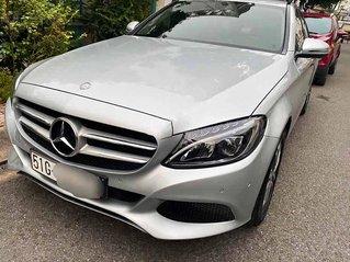 Bán ô tô Mercedes C class năm 2016, màu bạc còn mới