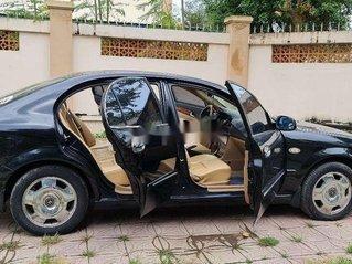 Bán Daewoo Magnus đời 2004, màu đen, xe nhập, giá 115tr