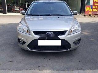 Bán xe Ford Focus năm sản xuất 2009, màu bạc
