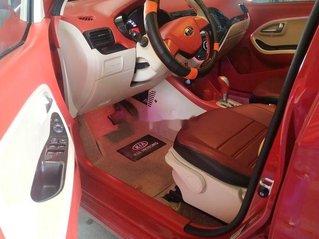 Cần bán Kia Morning đời 2015, màu đỏ, nhập khẩu nguyên chiếc