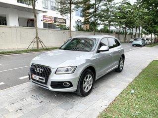 Bán Audi Q5 đời 2013, màu bạc, nhập khẩu giá cạnh tranh