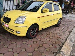 Bán xe Kia Morning đời 2007, màu vàng, xe nhập