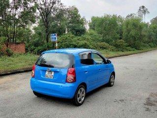 Bán Kia Morning 2012, màu xanh lam, xe nhập, giá chỉ 128 triệu