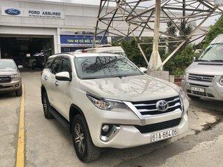 Cần bán Toyota Fortuner đời 2019, màu trắng, xe nhập số tự động, giá tốt