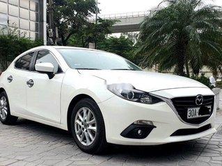 Bán Mazda 3 năm sản xuất 2015, màu trắng