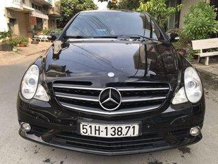 Bán ô tô Mercedes R350 đời 2008, màu đen, nhập khẩu nguyên chiếc
