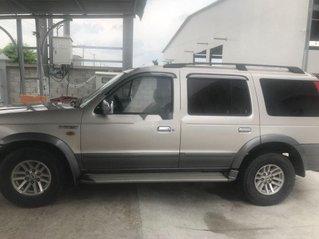 Cần bán Ford Everest đời 2007, nhập khẩu nguyên chiếc số sàn