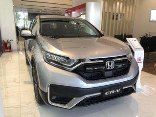 Bán ô tô Honda CR V năm sản xuất 2021, màu xám