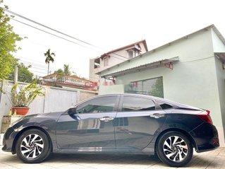 Bán Honda Civic sản xuất năm 2018, màu xanh lam, nhập khẩu nguyên chiếc