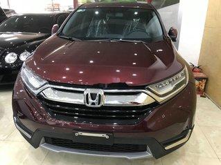 Bán Honda CR V 1.5L năm 2019, màu đỏ
