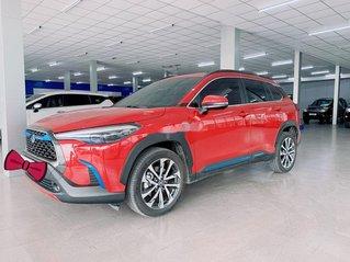 Bán Toyota Corolla Cross đời 2020, màu đỏ, nhập khẩu