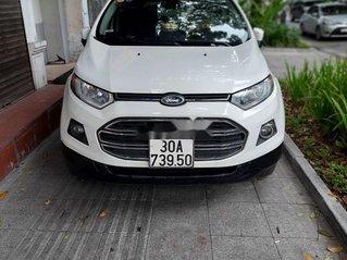 Cần bán lại xe Ford EcoSport sản xuất 2015, màu trắng, nhập khẩu