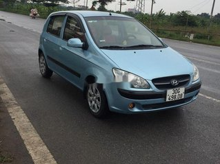 Bán xe Hyundai Getz đời 2009, màu xanh lam, nhập khẩu