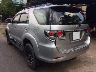 Bán Toyota Fortuner năm 2015 còn mới, giá tốt