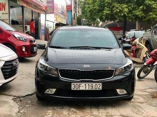 Bán xe Kia Cerato 1.6 2018 màu đen siêu đẹp