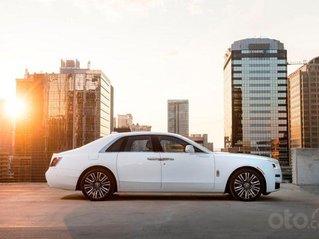 Bán xe Rolls Royce Ghost model 2021, màu trắng
