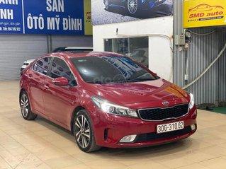 Cần bán xe Kia Cerato 1.6 AT đời 2018, màu đỏ