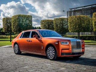 Rolls Royce Phantom VIII 2020, màu cam