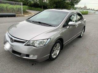 Bán Honda Civic màu bạc đăng ký 11/2007 bản full 2.0 chính chủ 100%