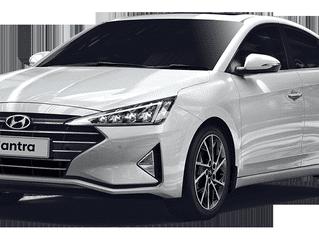 Bán xe Hyundai Elantra 2020, màu bạc