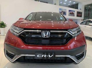 {Đồng Nai} Honda CRV 2021 Sensing 1.5L cao cấp giá mới, khuyến mãi sốc, xe giao ngay, hỗ trợ NH 80%