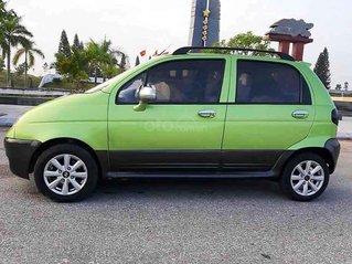 Bán Daewoo Matiz sản xuất năm 2005, màu xanh, giá chỉ 63 triệu
