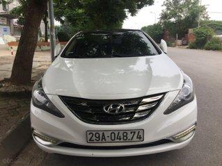 Cần bán gấp Hyundai Sonata 2.0 sản xuất 2011, màu trắng, nhập khẩu nguyên chiếc - 435 triệu